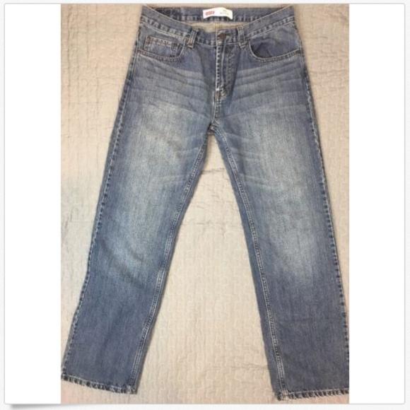 30423596b526b Levi s Other - Levis 505 Jeans Size 18 Reg W29 L29 Straight Leg